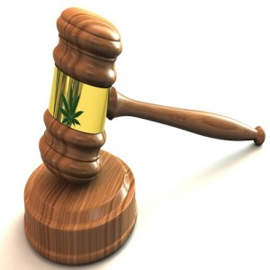 Marijuana Gavel