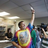 Many Fired for Buying First Legal Weed in Town, Gets Job Back
