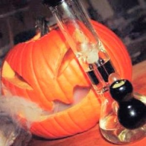 Marijuana Pumpkin