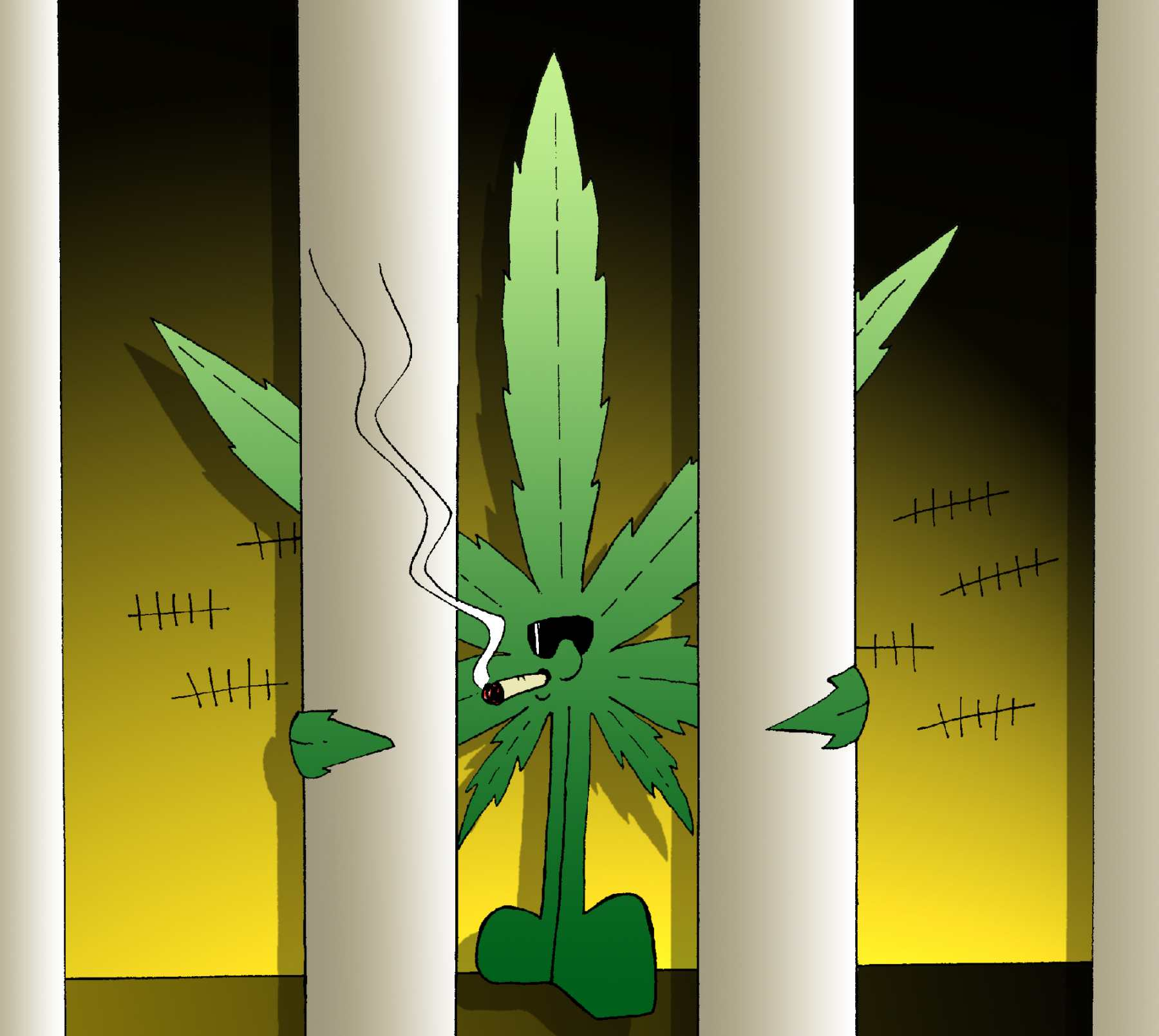 why marijuana should be illegal Medicinal marijuana should be legal essay there are many names for it, marijuana, weed, pot, hash, maryjane, but the politically correct term is cannabis and it is illegal in the united states.