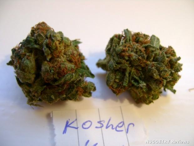 kosher weed