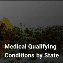 Medical Cannabis Qualifying Conditions by State
