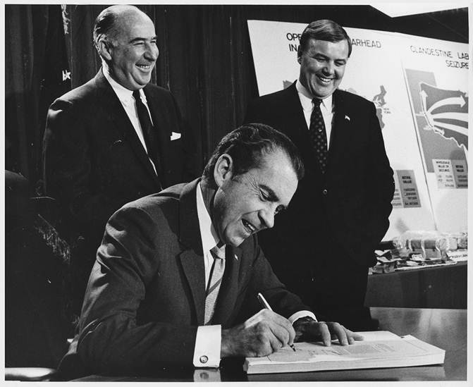 Richard Nixon CSA