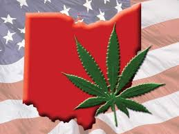 Ohio Marijuana Flag