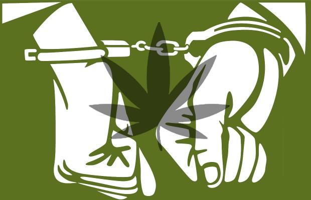 marrijuana arrests