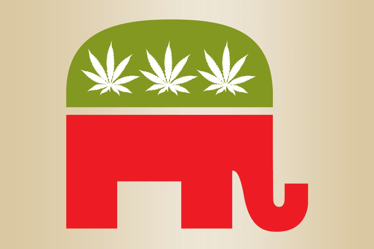 republican marijuana