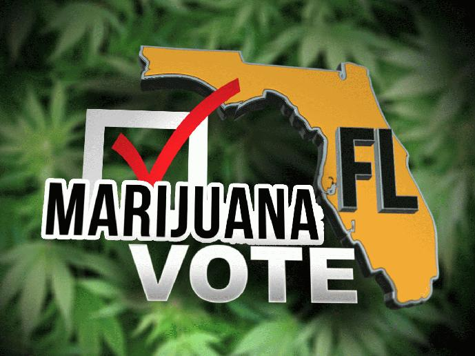 Florida marijuana vote
