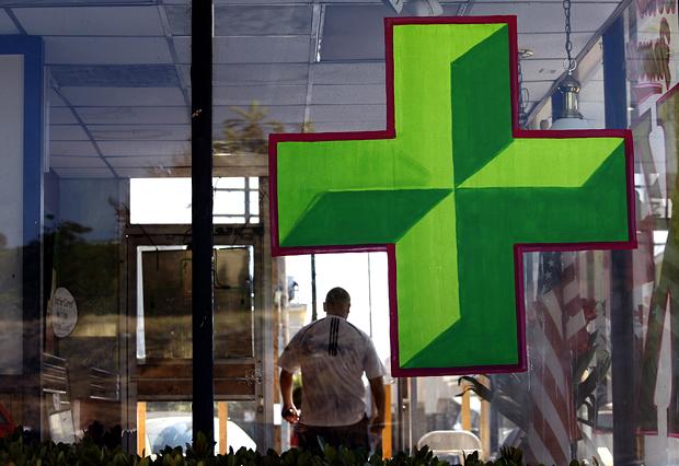 500 Medical Marijuana Shops Closed in Los Angeles