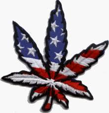American Flag Marijuana