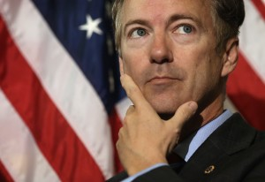 Kentucky Senator Rand Paul