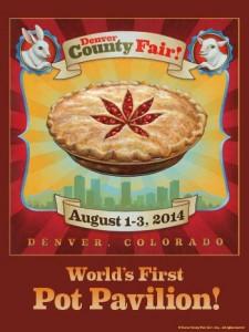 Denver County Fair Pot Pavilion