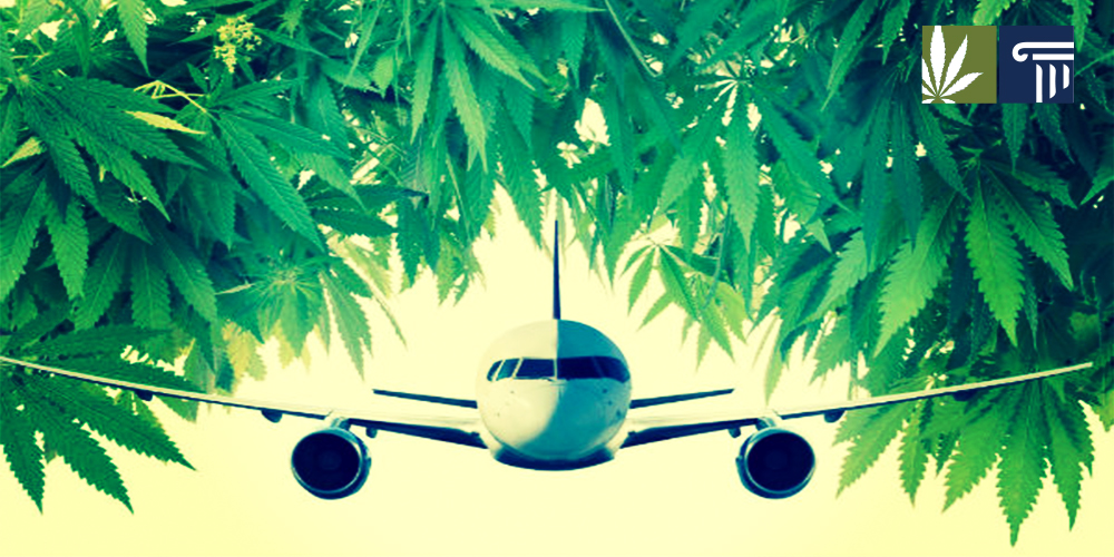 Oregon travellers can now fly with marijuana