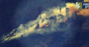 Jerusalem Wildfire California