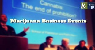 Marijuana business expos