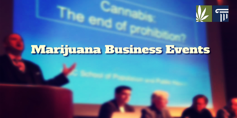 Marijuana business expos