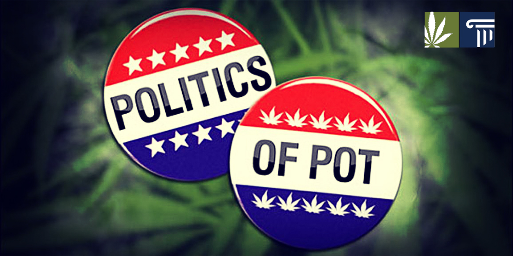 Pot politics