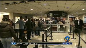 Charlotte Douglas International Airport, Charlotte, N.C.