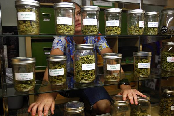 Marijuana Dispensary Pot Shop