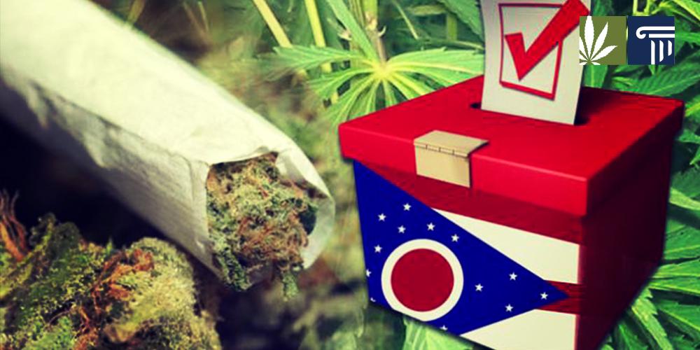 Marijuasna legalization push in Ohio