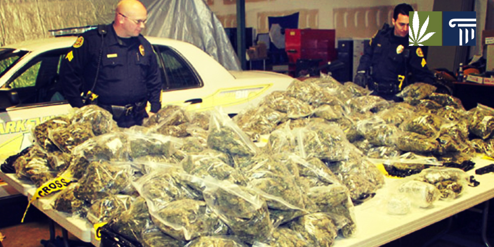 The Biggest Drug Busts of All Time | Marijuana and the Law