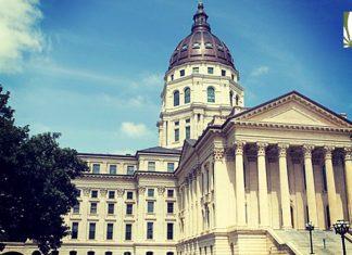 Kansas Statehouse Topeka