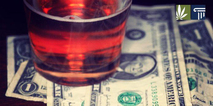 Big Booze Fighting Cannabis Legalization