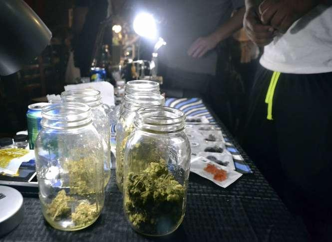 DC marijuana gifts
