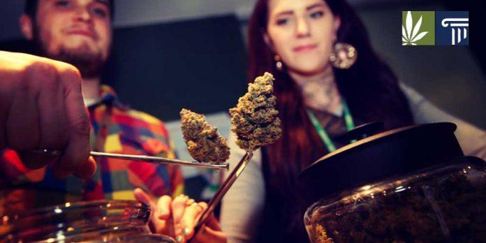 Marijuana Tasting Rooms