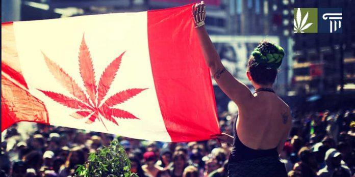 Canada legalization marijuana smell