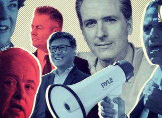 California gubernational candidates