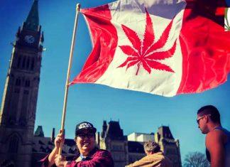 Canada legalized recreational marijuana use