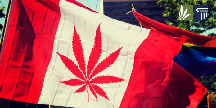 Canada legalized marijuana nationwide