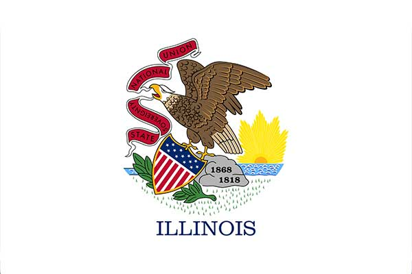 Illinois legalized medical marijuana use