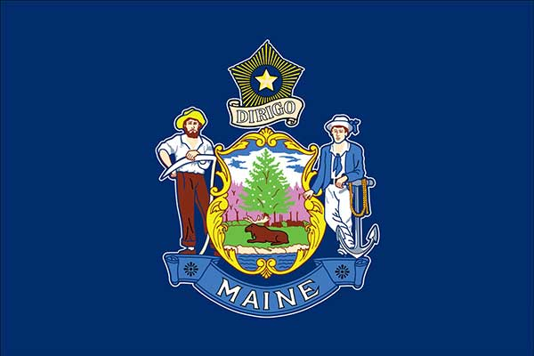 Maine legalized medical marijuana use