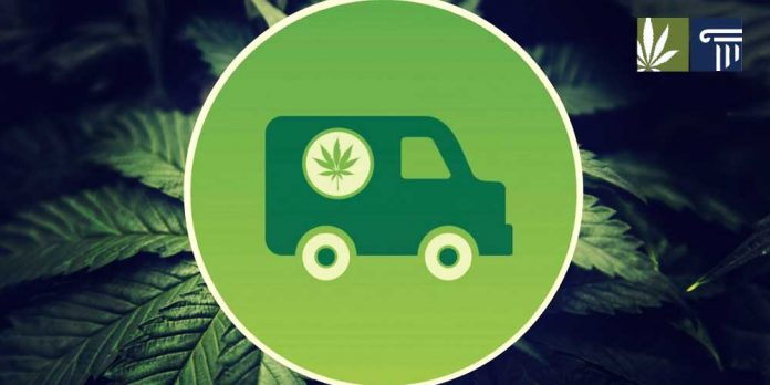 Marijuana Delivery California Oregon
