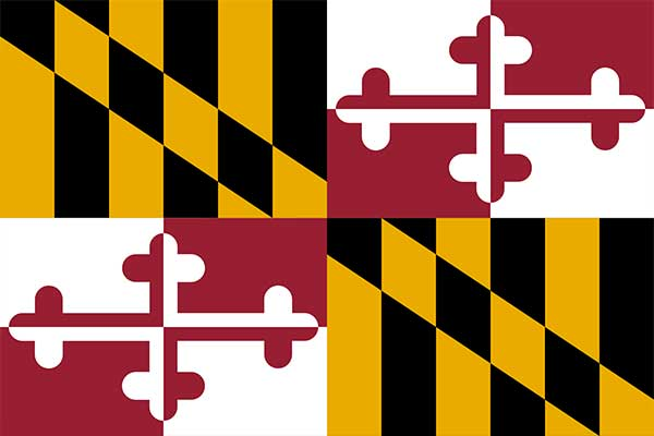 Maryland legalized medical marijuana use
