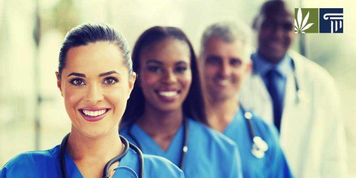 Medical professionals favor legalization