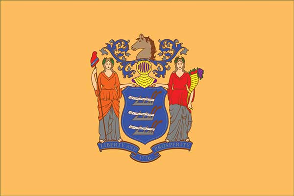 New Jersey legalized medical marijuana use