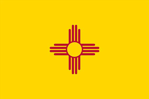 New Mexico legalized medical marijuana use