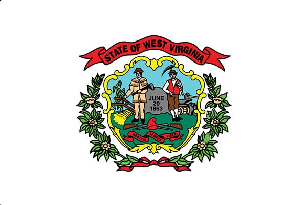 West Virginia legalized medical marijuana use