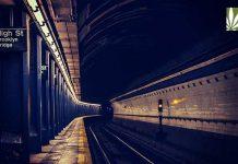 New York Marijuana Legalization Subway
