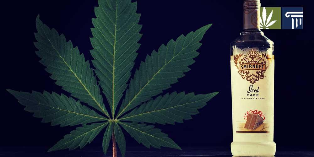 Legal marijuana does not impact alcohol sales