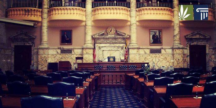 maryland marijuana legalization bills