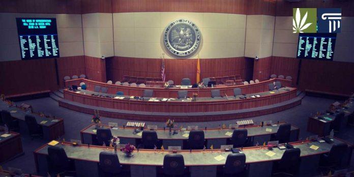 New Mexico votes to legalize recreational marijuana