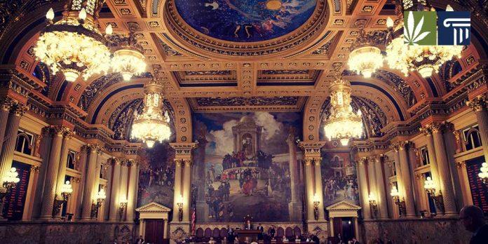 recreational marijuana legalization bill pennsylvania house