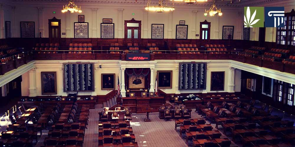 Texas votes decriminalization legislation