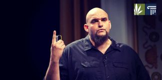 PA John Fetterman statewide listening tour marijuana legalization