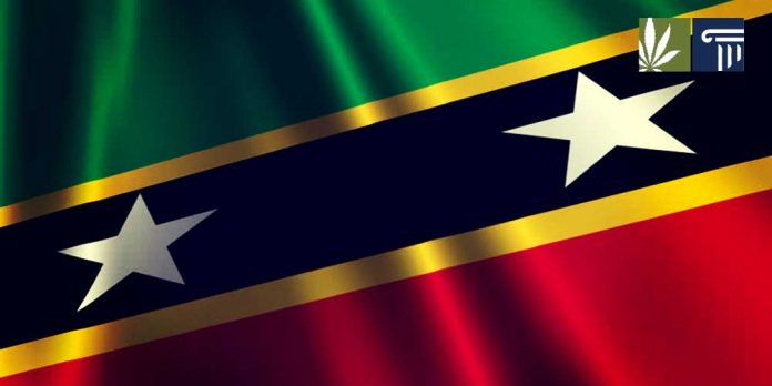 St Kitts and Nevis legal to use marijuana at home