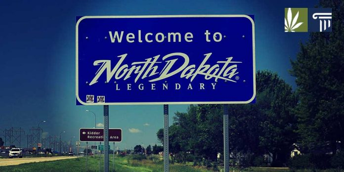 north dakota legalization effort