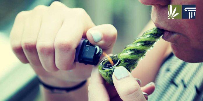 study marijuana consumption reduced in legal states